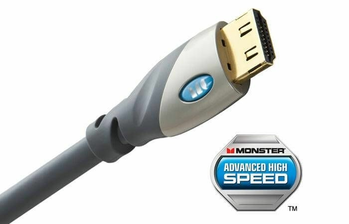 Monster 750HD HDMI kabel 1 meter