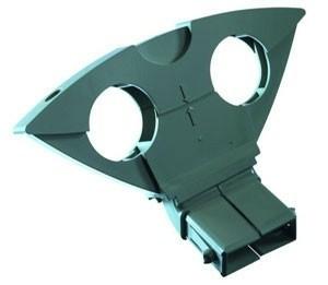 Triax DUO houder Astra 1 en Hotbird kleur grijs