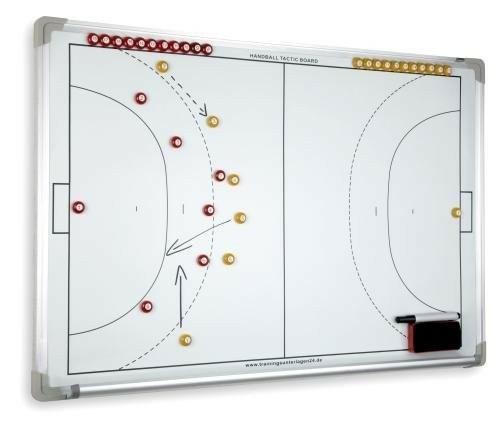 Taktiekbord Handbal 90cm x 60cm