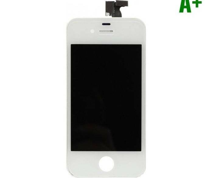 iPhone 4S Scherm (Touchscreen + LCD + Onderdelen) A+ Kwalit…