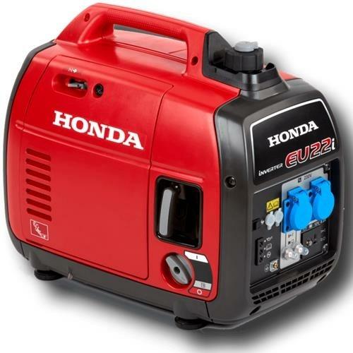 generator Honda EU22i nu weer leverbaar morgen in Huis