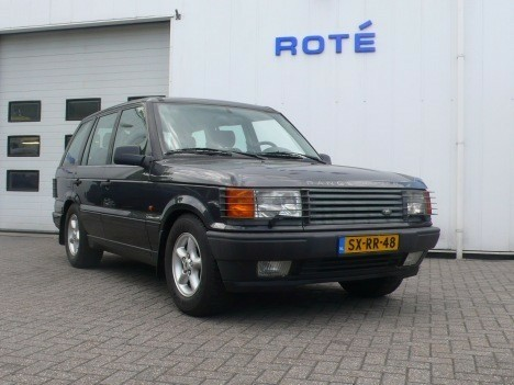 Land Rover Range Rover 4.6 HSE, luchtvering, alle opties