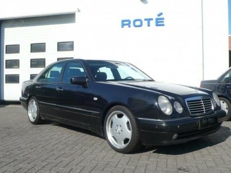 Mercedes-benz E-klasse 420 V8 Aut Designo Collectors Item