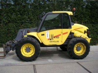 New Holland LM410b