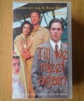 "Te koop de TV-serie ""Till We Meet Again"" op nieuwe VHS-vide…"