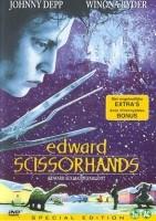 Edward Scissorhands DVD special edition