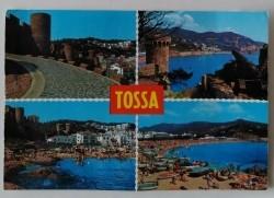 Ansichtkaart - Tossa - 1988