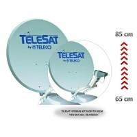 Teleco Upgrade set Telesat 65cm naar Telesat 85cm