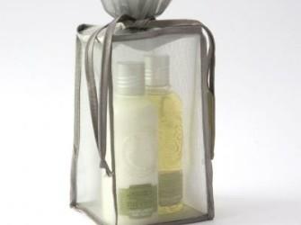 Schitterende organza verpakking voor uw producten