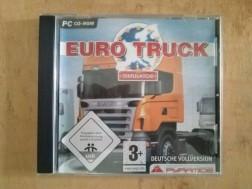 Euro truck simulator CD-rom.