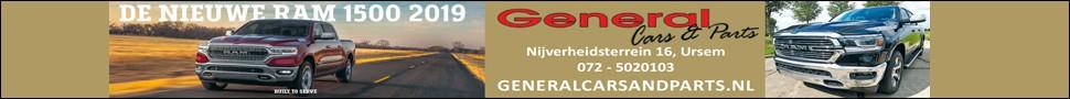 General Cars & Parts