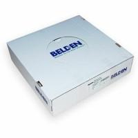Belden CX9D0  coax 9 Duobond+ PVC kleur wit per 100 meter