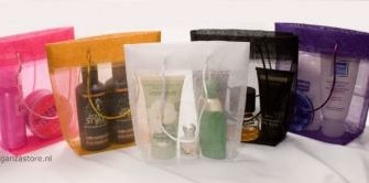 Organza geschenkverpakking en zakjes