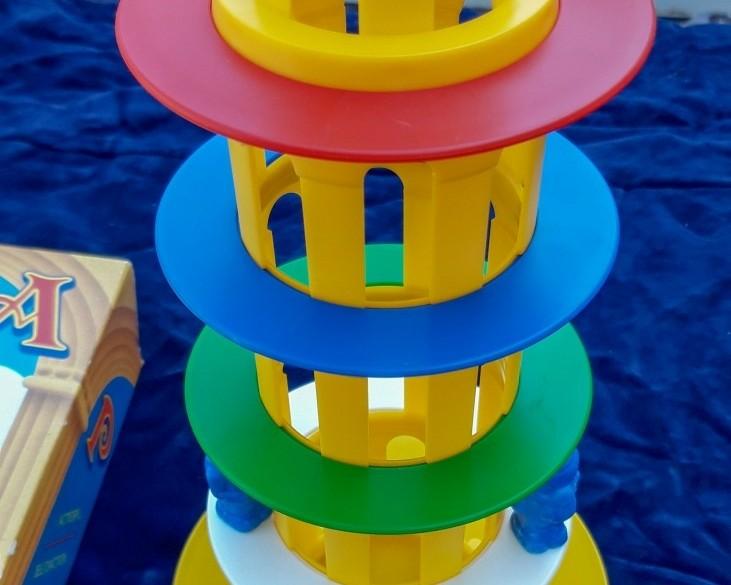 Toren van PIZA  (spel).
