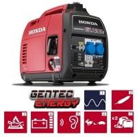 Generator Honda EU22i super stille inverter 2,2 kVA