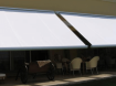 Knikarm zonneschermen, Screens, Rolluiken, Markiezen.