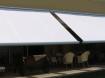 Uitval zonneschermen, Buiten jaloezieën, Serre zonwering