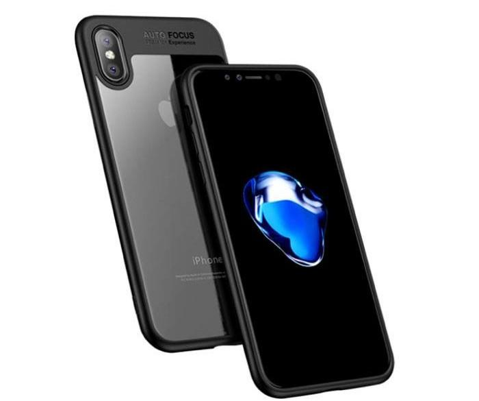 iPhone X - Auto Focus Armor Case Cover Cas Silicone TPU Hoe…