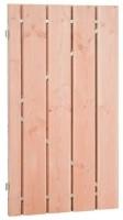 Plankendeur Douglas fijnbezaagd 100x190cm, blank