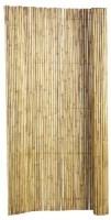 Bamboescherm op rol 180 x 180 cm Blank