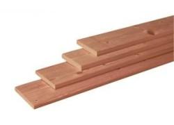 Douglas geschaafde plank 1,8 x 16,0 x 400 cm blank