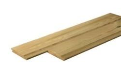 Rabatdeel geschaafd grenen 1,8 x 14,5 x 400 cm
