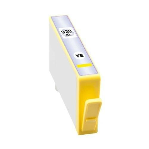 Inktcartridge HP nr.920 XL (CD974AE) yellow (huismerk)