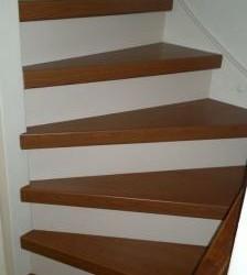 Uw oude trap weer helemaal nieuw
