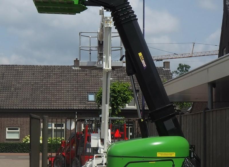 Sankoo DutchCF Rupshoogwerker 36.10 VERHUUR