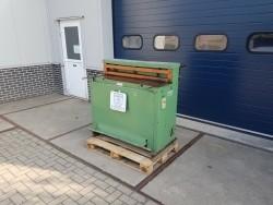 JORG knipschaar knipbank plaatschaar elektrisch 1050x2mm 40…