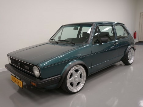 Volkswagen Golf l 1.6 TD GTD 01-1983 35 jaar oud in Nieuwst…