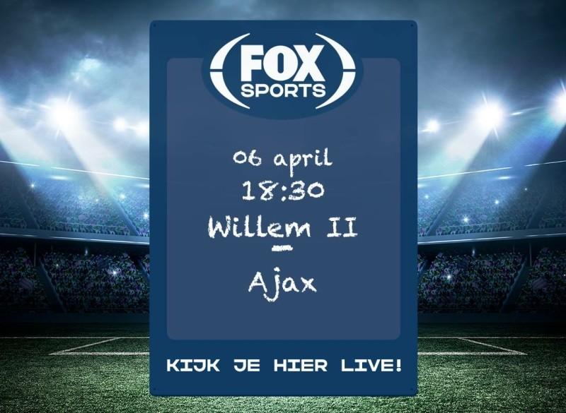 Sportfox Willem II x Ajax