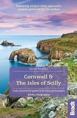 Reisgids Slow Cornwall and the Islands of Sclilly | Bradt T…