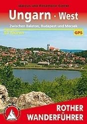 Wandelgids Hongarije Ungarn West Rother Wanderführer | Roth…