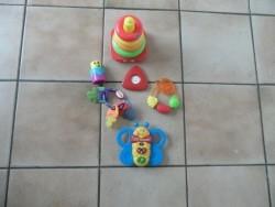 E 4 Speelgoedpakket voor baby