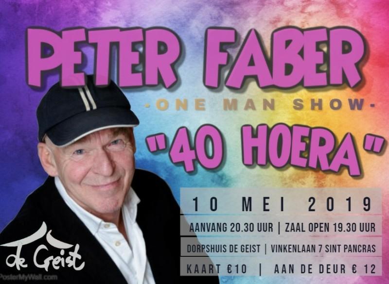 Voorstelling Peter Faber