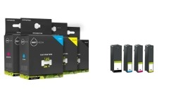 Geschikt Lexmark 200XL 210XL  aanbieding set: zwart + 3 kle…