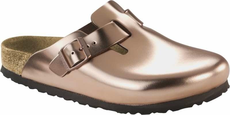 Boston - Metallic Copper  Soft Footbed-40
