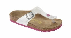 Gizeh - White Outsole Pink -35-Smalle voet