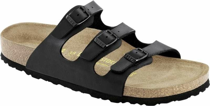 Florida - Black Soft Footbed-42-Normale voet