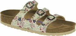 Florida - Meadow Flowers Beige Soft Footbed-38-Smalle voet