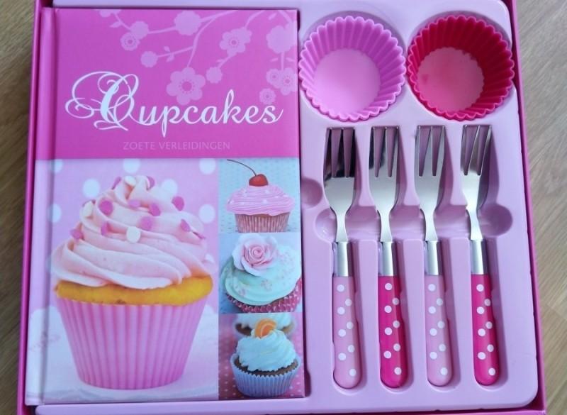 Cupcake kadobox