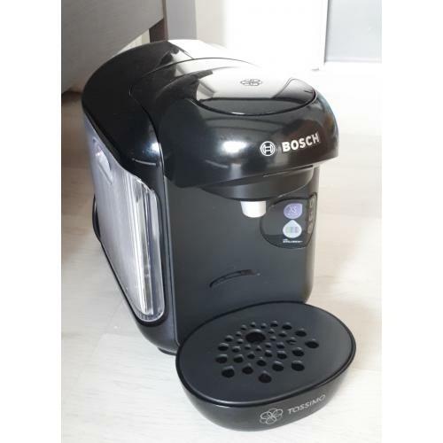 Koffie apparaat tassimo
