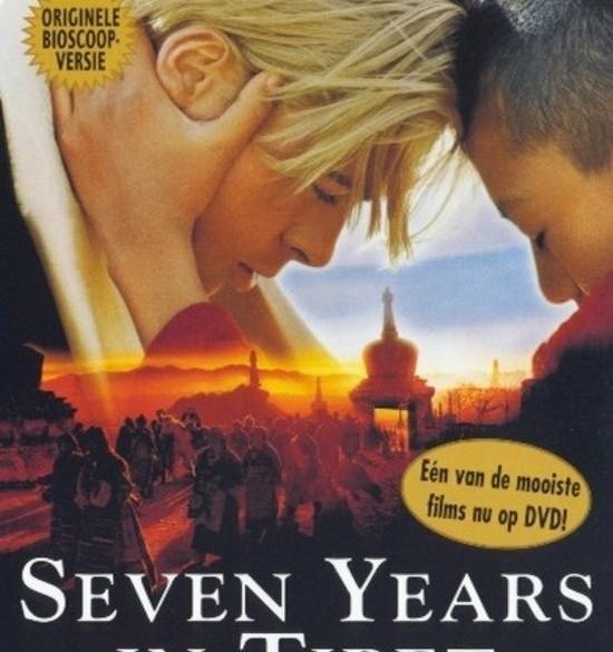 Seven Years in Tibet dvd