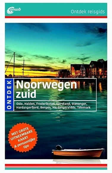 Reisgids Noorwegen Zuid ontdek | ANWB