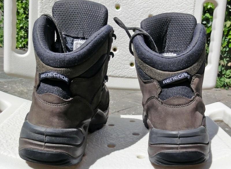 Wandel/Berg schoenen