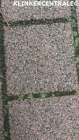 19129 ROOIKORTING 250m2 rood betonklinkers straatstenen bkk…