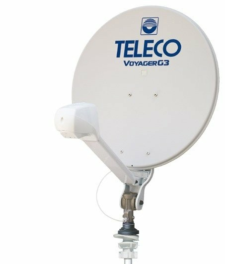Teleco Voyager G3 65cm