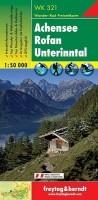 Wandelkaart WK321 Achensee - Rofan - Unterinntal - Freytag…