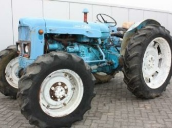 Fordson Super Major 4wd